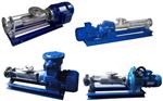 G25-1无级调速单螺杆泵