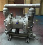 QBY-40铝合金气动隔膜泵