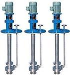 FY不锈钢化工液下泵,无泄漏高温液下泵,fy系列不锈钢无泄漏液下泵