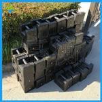 武汉20kg砝码生产厂家,生铁浇铸砝码