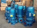 热水型立式管道泵