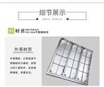 锦州不锈钢隐形井盖定做厂家