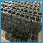 20kg铸铁砝码厂家,M1级生铁标准砝码