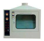 厂家直销delta仪器塑胶跑道面层材料阻燃试验机
