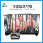 称动物用的电子秤,动态称重围栏秤