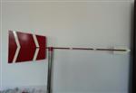 双不锈钢防水轴承加强型风向标