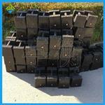 锁式20KG标准砝码,铸铁材质校验砝码