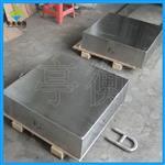 F2级1000kg不锈钢方形砝码,304材质大砝码