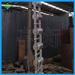 35kg/米铸钢链码,西安链码生产厂家
