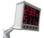 高亮数码管显示温湿度传感器