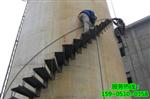 白山烟囱安装旋转梯的几种方案?