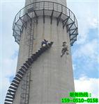 宁德烟囱安装旋转梯的几种方案?