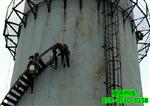 白银烟囱安装旋转梯的几种方案?