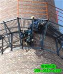 烟囱检测平台安装――技术专业