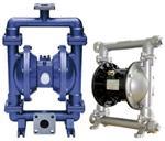 QBY3-25不锈钢气动隔膜泵