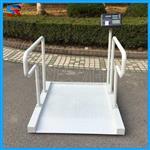 厂家货源直发医用电子轮椅秤 透析电子秤 轮椅秤厂家