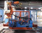 机器人点焊工作站
