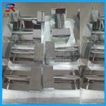 20公斤锁形不锈钢砝码 药厂不锈钢砝码 配铝盒包装