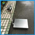 食品厂用防水台秤,100公斤不锈钢电子秤