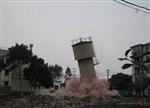 厦门水塔拆除的价格怎么算?