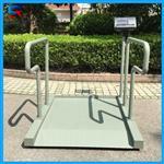 成都200kg轮椅秤 透析秤,300kg称轮椅电子磅秤