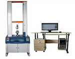 电脑伺服拉力试验机 5KN电脑式双柱拉力机 万能材料拉力试验机
