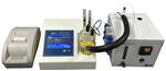 彩色触摸屏锂电池水分测定仪 电池极片水分测试仪 锂电池电解液水分测试设备