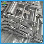 304不锈钢链码20kg/m,皮带秤校验装置链码