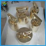 带提环的黄铜砝码,20kg黄铜砝码