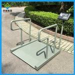方便病人称体重的轮椅秤,带打印功能的300kg轮椅秤
