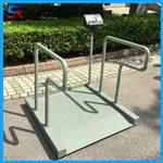 电子轮椅秤――300kg轮椅秤,称轮椅的电子秤