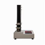 电子式单柱拉压试验机 触摸屏显示电子式单柱拉压试验设备 力学性能试验拉压试验机