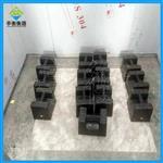 宁波电梯砝码厂,20KG锁型配重砝码