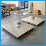 1吨不锈钢材质地磅秤,1*1米电子地磅