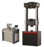 微机屏显式液压万能试验机