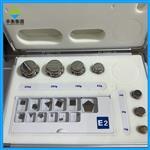 一等e2级不锈钢砝码,1mg-200g校准砝码