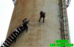 玉林烟囱安装折梯公司―安全快捷