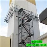 德州烟囱安装折梯公司―技术专业