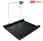 300公斤医用不锈钢轮椅秤_医院专用轮椅称重庆代理_透析室专用轮椅秤上海经销商
