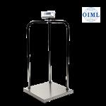 双扶手人体秤300kg×0.1kg/医院用人体身高秤/健身房人体专用秤/保健院人体秤