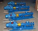 FG35-1无级调速螺杆泵