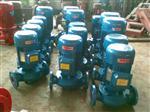 SGR立式热水管道泵