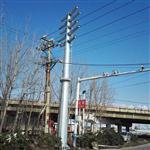 河北廊坊生产10米高压管塔15米高压杆塔18米高压铁塔
