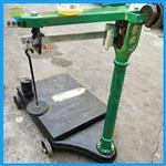 鹰牌TGT-1000型老式机械磅秤