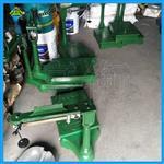 TGT-100型机械台秤,圆柱铁包铜标尺
