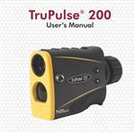 美国图帕斯Trupulse200升级版激光测距仪