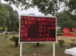 广西贺州大气负氧离子含氧量在线实时监测系统