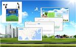 深圳碧野千里一街一站微型空气质量监测站标准,大气环境在线监测系统详细方案