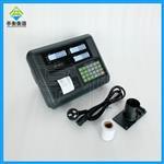 能打印称重数据的仪表,标签打印显示器