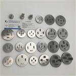 三相插头插座量规/GB1003插座量规/GB1003插头量规